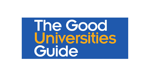 The Good Universities Guide logo