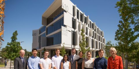 Opening of Curtin Medical School